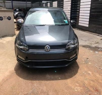 Volkswagen Polo 1.5 TDI Highline 2017 for sale