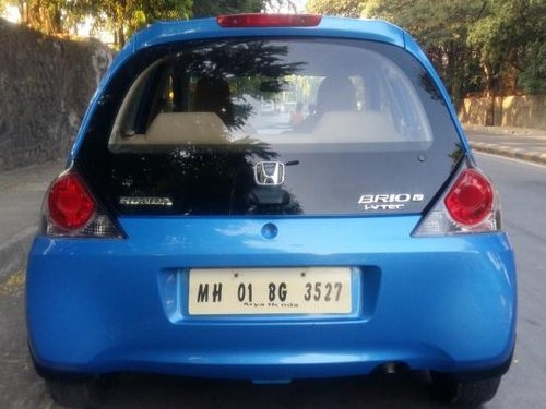 Good as new Honda Brio 2013 for sale -4