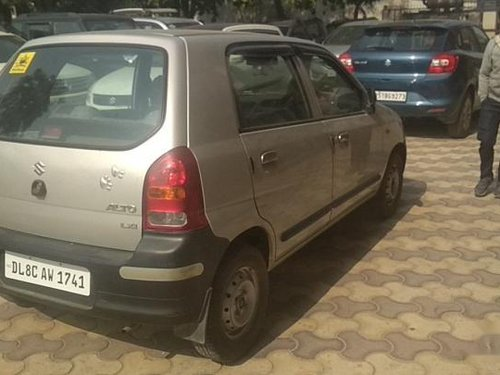 Used Maruti Suzuki Alto 2011 car at low price