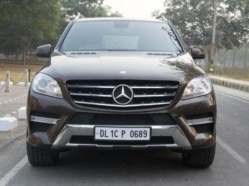 Used Mercedes Benz M Class ML 350 CDI 2012 for sale