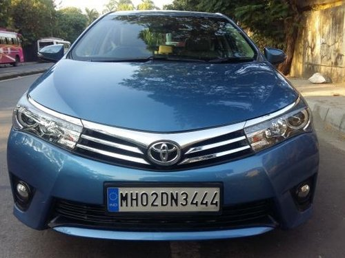 Used Toyota Corolla Altis GL MT 2014 for sale