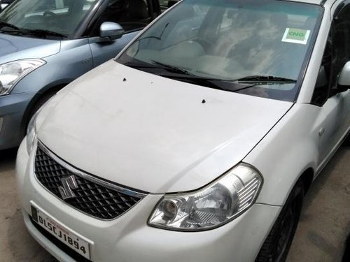 Used Maruti SX4 Green Vxi (CNG) for sale