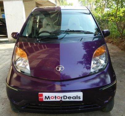 Used 2015 Tata Nano car at low price