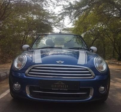 Used Mini Cooper Convertible S 2012 by owner