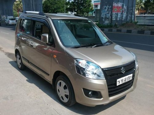 Maruti Wagon R VXI Plus 2014 for sale