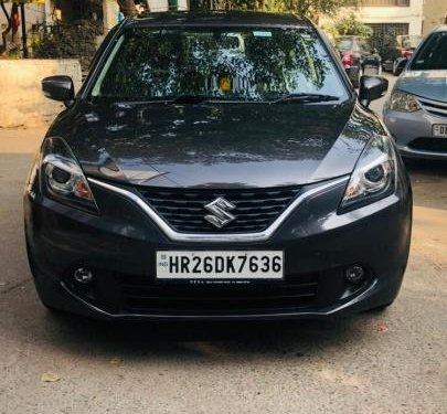 Maruti Suzuki Baleno 2018 for sale-8