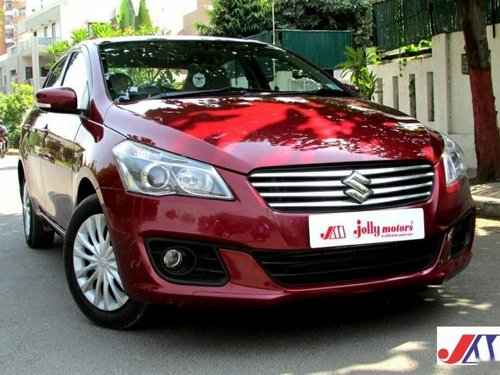 Used Maruti Ciaz VDi Plus SHVS by owner-11