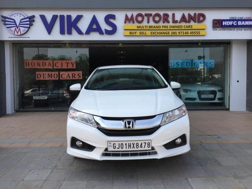 Good as new Honda City 1.5 V MT for sale