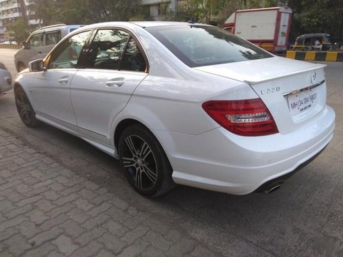 Used 2014 Mercedes Benz C Class for sale-3