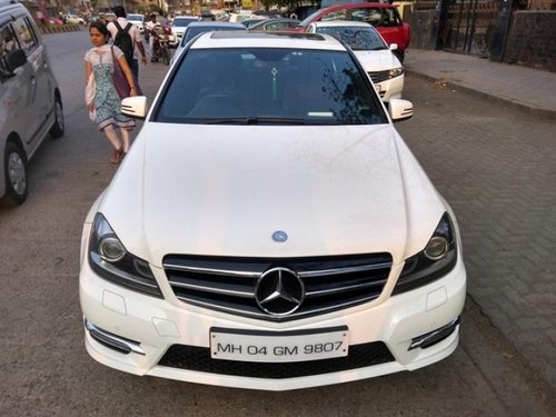 Used 2014 Mercedes Benz C Class for sale