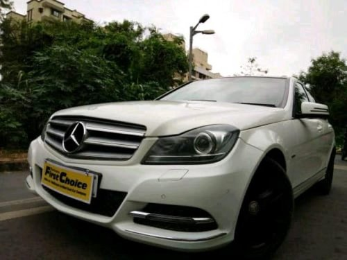 Mercedes Benz C Class C 220 CDI BE Avantgare 2013 by owner