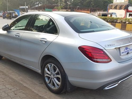Good as new Mercedes Benz C Class 2016 for sale