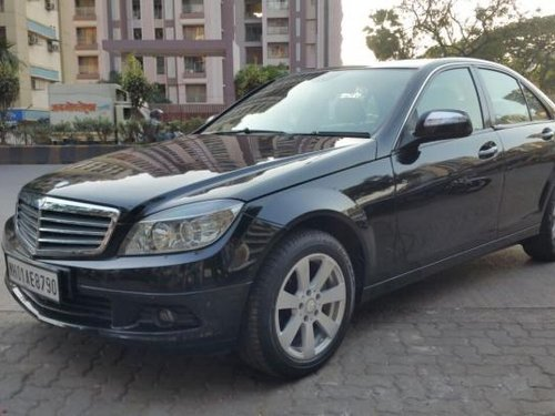 Used Mercedes Benz C Class C 200 Kompressor Elegance MT 2008 by owner