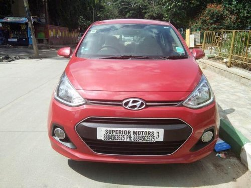 2014 Hyundai Xcent for sale