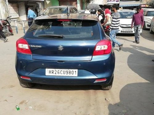 Maruti Suzuki Baleno 2016 for sale-0