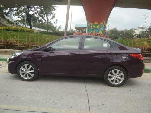 Hyundai Verna 2012 for sale at low price