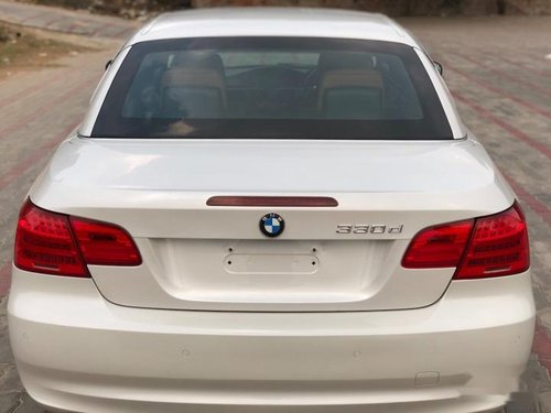 Used BMW 3 Series 330d Convertible 2013 for sale-9