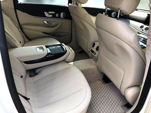 2017 Mercedes Benz E Class for sale