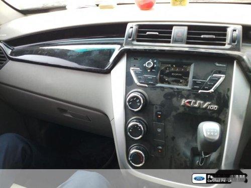 Used 2017 Mahindra KUV100 for sale