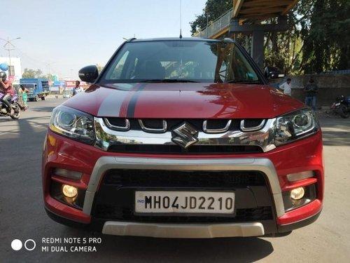 2017 Maruti Suzuki Vitara Brezza for sale
