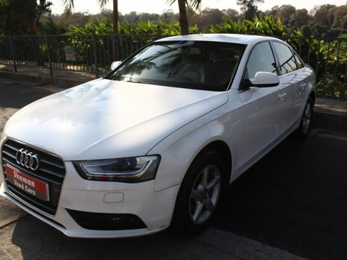 Good as new Audi A4 2.0 TDI for sale