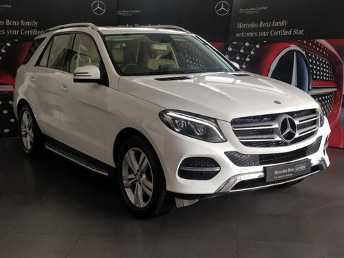 Used 2017 Mercedes Benz GLE car at low price