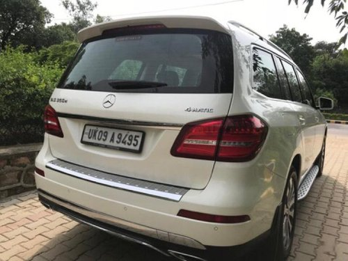 Mercedes Benz GLS 2016 for sale-16