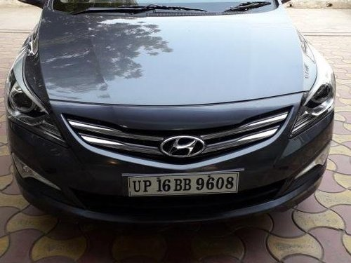 Used Hyundai Verna 2015 car at low price