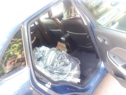 Maruti Baleno 1.2 CVT Zeta 2016 for sale