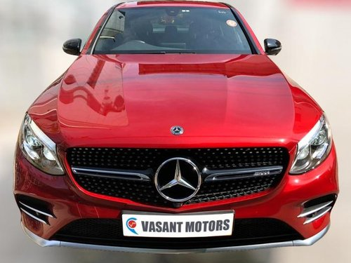 Used 2017 Mercedes Benz GLC car at low price