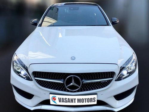 Used 2016 Mercedes Benz C Class for sale