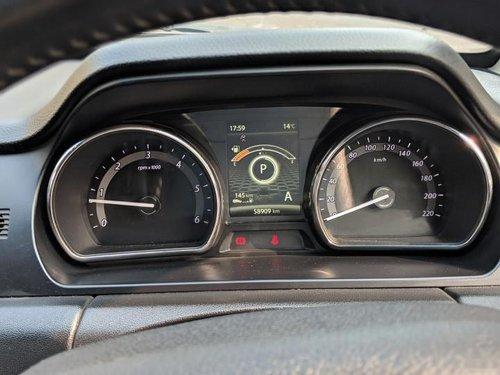 Used Tata Hexa 2017 car at low price