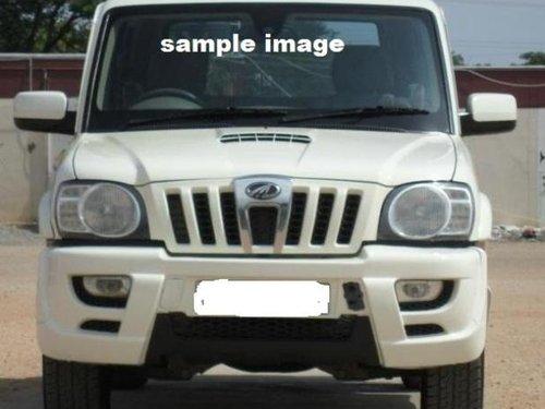 Mahindra Scorpio SLE BSIV 2014 for sale