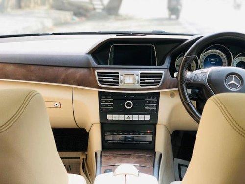 Mercedes-Benz E-Class E250 CDI Avantgarde 2016 for sale