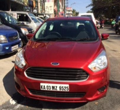 Ford Figo 1.2P Trend MT 2017 for sale
