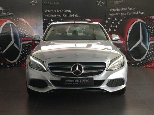 Mercedes Benz C Class C 200 CGI 2016 for sale