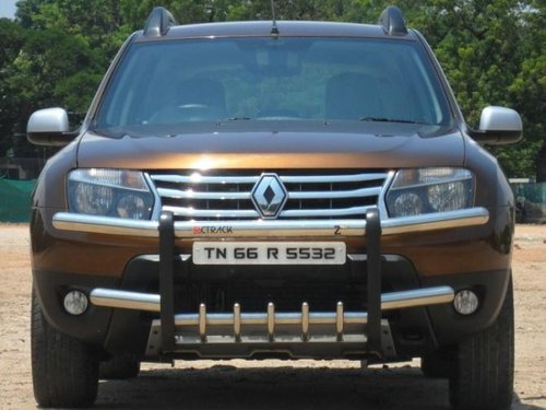 Renault Duster 110PS Diesel RxZ 2015 for sale