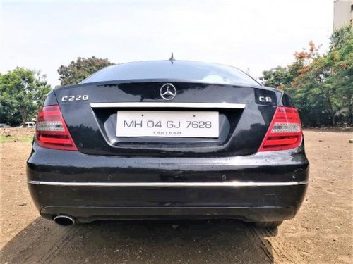 Used Mercedes Benz C Class C 220 CDI BE Avantgare 2014 for sale