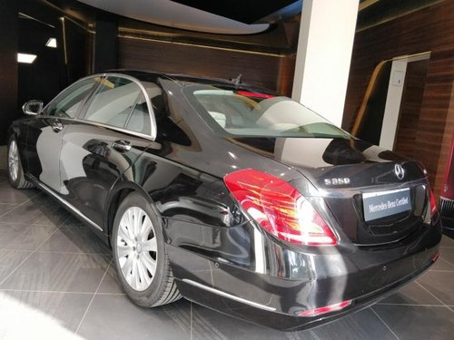 Used Mercedes Benz S Class car 2014 for sale at low price
