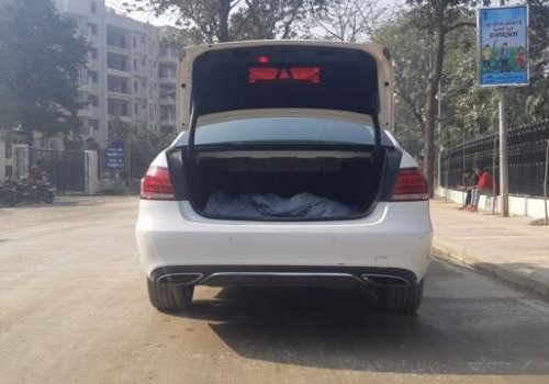 Used 2017 Mercedes Benz E Class for sale
