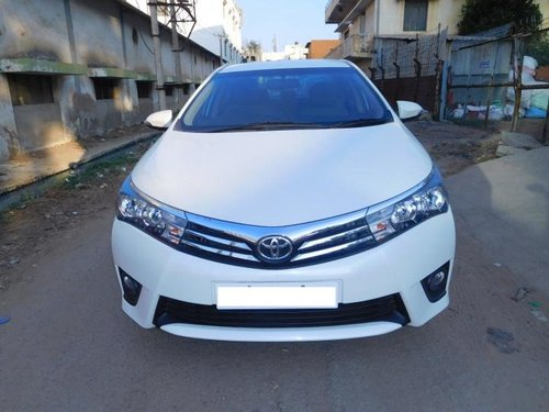2016 Toyota Corolla Altis for sale at low price