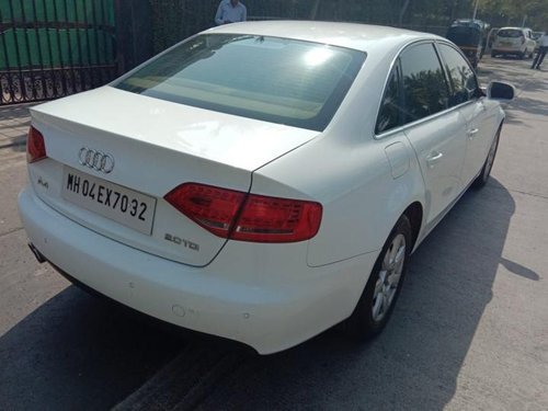 2011 Audi A4 for sale at low price