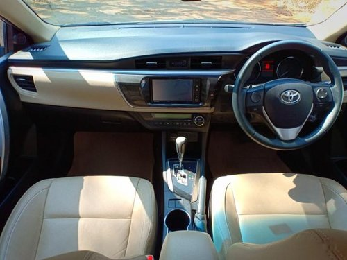 Used Toyota Corolla Altis car 2016 for sale at low price