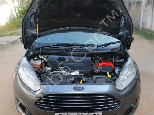 Used Ford Fiesta Petrol Titanium 2014 for sale