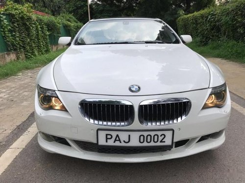 Good as new 2009 BMW 6 Series for sale