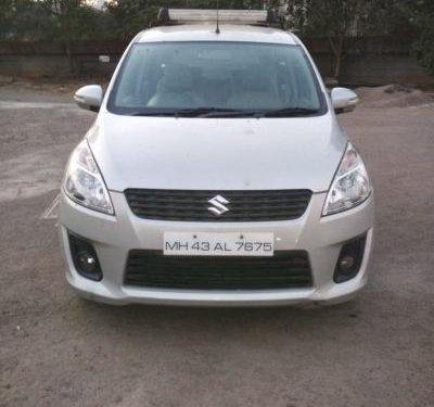 Used Maruti Suzuki Ertiga car at low price
