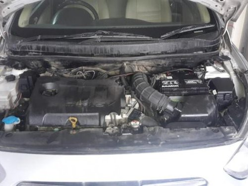 Used Hyundai Verna car at low price