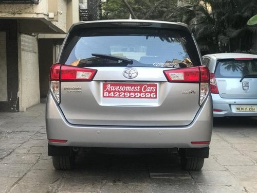 Toyota Innova Crysta 2.8 ZX AT 2017 for sale