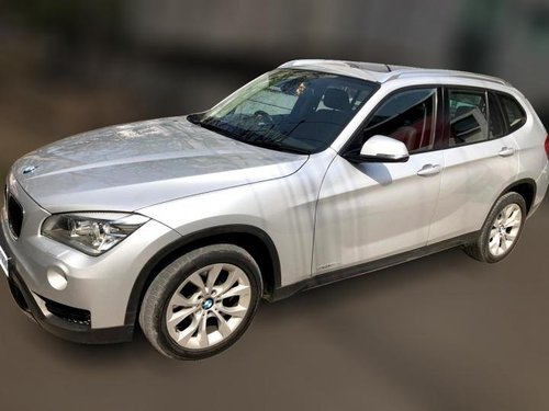 Used BMW X1 2014 car at low price