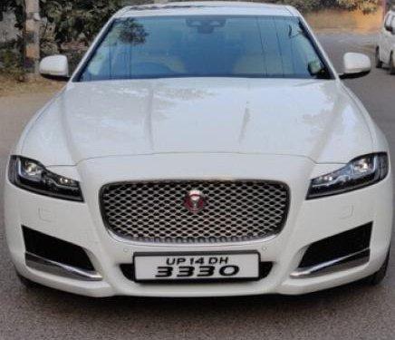 2017 Jaguar XF for sale at low price